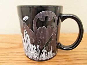 Batman Coffee Mug by ZAK NY Skyline DC Superhero Adam West