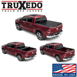 Truxedo Tonneau Cover Roll Up 2019 20 Dodge Ram 1500 5 7 Bed W out Rambox 67 4