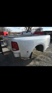 09 18 Dodge Dually Truck 8 Bed Rust Free Ram Drw Long Box And Tailgate