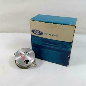 61 63 F100 F750 Nos Ford C1tf 10883 a Instrument Cluster Water Temperature Gauge