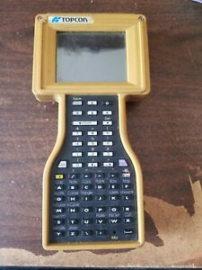 Topcon Tds Ranger N687 Survey Data Collector As Is No Backlight Parts Repair