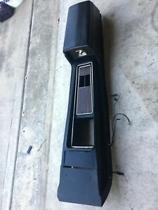 Classic Ford Mustang Center Console Deluxe Original Part