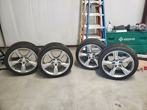20 Chevy Camaro Ss Oem Factory Wheels Rims Tires 5579 5581 2014 2015 2016 2017