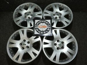 Land Rover Range Rover 19 Factory Oem Wheels 5x120 19x9 Discovery Winter Set