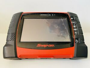 Snap On Verdict D7 Scanner Diagnostic Tool Eehd300 17 2 For Parts Cracked Screen