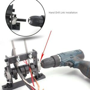Manual Copper Wire Stripping Machine Cable Peel Recycle Power Drill Attachment