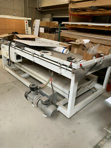 Vacuum Press Forming Machine Mint Cond Looking For A Swift Sale Pls Offer
