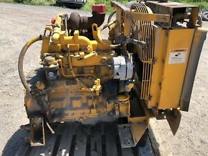 John Deere 4039t Engine Tested Runner 4039tf001 Turbo Power Unit