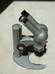 Carl Zeiss Stereo Microscope Ii Clean Exc Condition