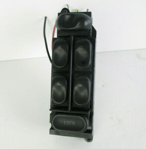 Ford Mustang Convertible Gt Master Driver Door Power Window Switch 94 04