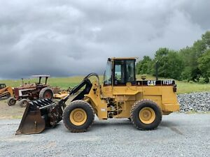 Cat It28f Wheel Loader