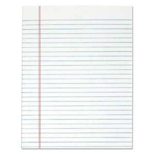 Tops The Legal Pad Glue Top Pads Legal wide 8 1 2 X 11 White 025932752315