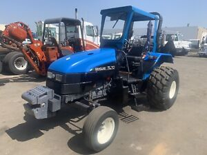 New Holland Tl70 Tractor Diesel Low Hours