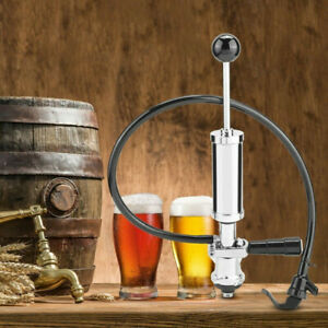 4 home Heavy Duty Beer Keg S System Draft Beer Picnic Tap Party Pump