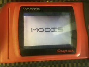 Snap On Modis Eems300 Automotive Diagnostic Tool Scanner Eems 300 Snap On Euc