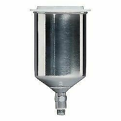 Devilbiss 803610 Replacement Metal Cup 600cc