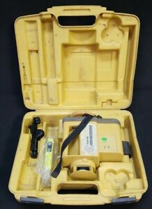 Topcon Rl 50b Rotary Laser Level With Receiver Clamp 82