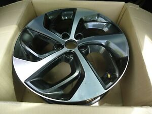 19 Wheel For 2015 2016 2017 2018 Hyundai Tucson Part 52910d3410 Used