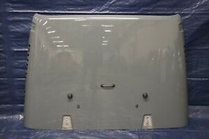 2007 17 Jeep Wrangler Rubicon 3 6l Jk Oem Hood Cover scratches