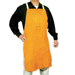 Best Welds Leather Bib Aprons 604669141939