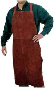Best Welds Leather Bib Aprons 604669141953