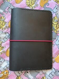 Personal Size Leather Planner Binder