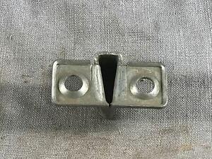 1933 1941 Ford Passenger And Pickup Door Latch Striker Dovetail 40 7025501 A