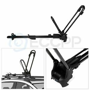 1 Set Universal Car Roof Top Bicycle Carrier Rack For One Bike Max Carrier iron