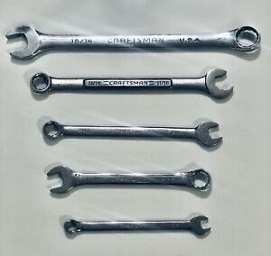 Craftsman Professional Wrenches 44932 45978 42987 47857 45975