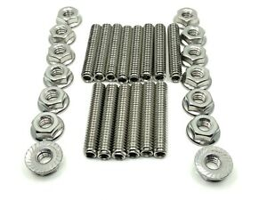 Bb Chevy 396 402 427 454 Valve Cover Stud Kit Bolts Stainless Steel Big Block