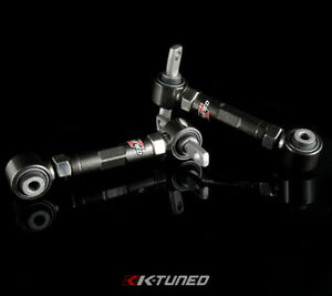 K tuned Rear Camber Arms Kit 88 00 Civic Ef Eg 90 01 Integra Dc2 Ktd rur 880