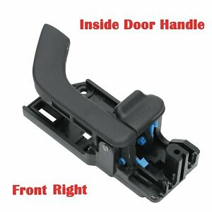 Inside Door Handle Front Right Driver Side For 03 08 Hyundai Tiburon 826202c000