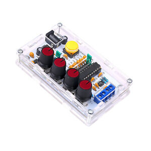 Max038 Function Signal Generator Diy Kits Sine Triangle Square W ave 20mhz A1q0