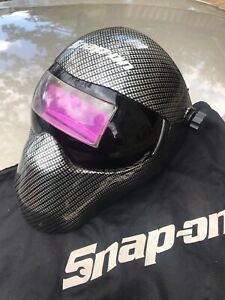 Snapon Welding Helmet Halo Replacement Head Gear