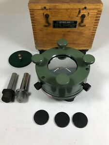 K e 71 6240 Optical Tooling Spindle Mirror Magnetic Target