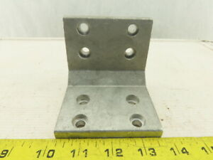 3 1 2 Wide X 3 1 4 Heavy Structure Beam Aluminum Gusset Angle Bracket