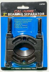 Small Bearing Separator Splitter Puller 2 Inch Remover 50 Mm Capacity Auto