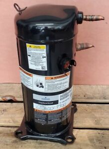 Emerson Copeland Zp67kce tf5 130 R 410a 3ph Scroll A c Compressor Commercial