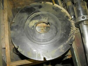 Indexing Plates Index Wheel Arbor Steady Rest Machine Parts