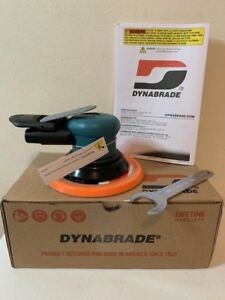 Dynabrade 6 Random Orbital Sander 59025 Replaces 21035 Sealed Box