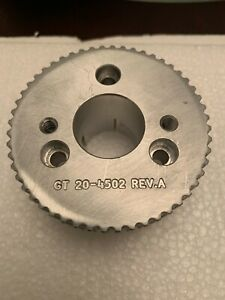 Haas Pulley Drive 210 52t Part 20 4502
