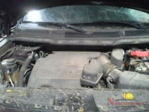 2012 Ford Explorer Rear Axle Differential