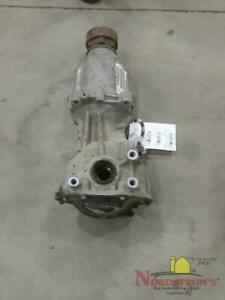 2014 Ford Explorer Rear Axle Differential Awd