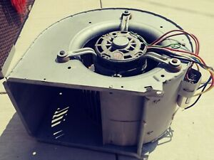 Furnace Fan Blower Assemblies Squirrel Cage With 4 speed Ge Motor And Cap