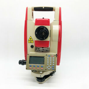 New Total Station Kolida Kts 442r8lc With Reflectorless 600m