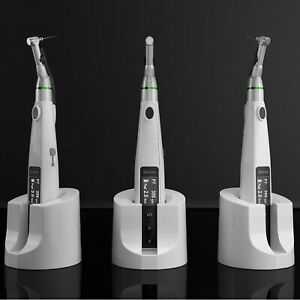 Dental 2 In 1 Led Endo Motor 16 1 Reciprocating Apex Locator Root Canal Finder