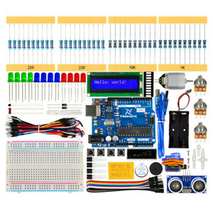 Freenove Ultrasonic Starter Kits With Uno R3 arduino compatible 139 Pages Det