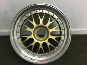 Porsche Bbs Motorsport Cup 18x11 Center Lock 996 Rs 997