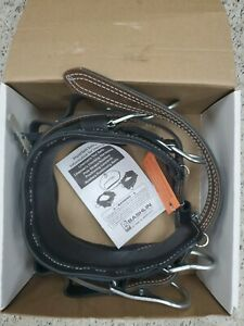 Bashlin Industries Utility Pole Climbing Belt Size d23 No 88