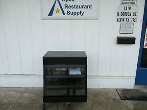 Used 4 Months Nemco 6470 spw Humidified Display Warmer Deli 5238